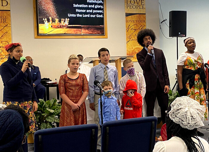 STAC Youth Singing
